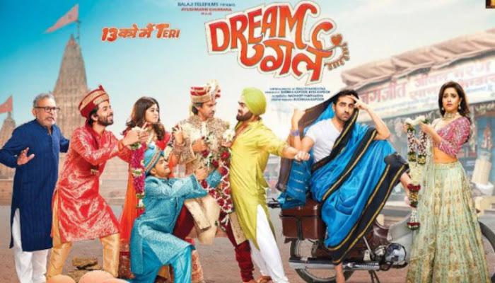 Dream Girl Full Movie Download In HD