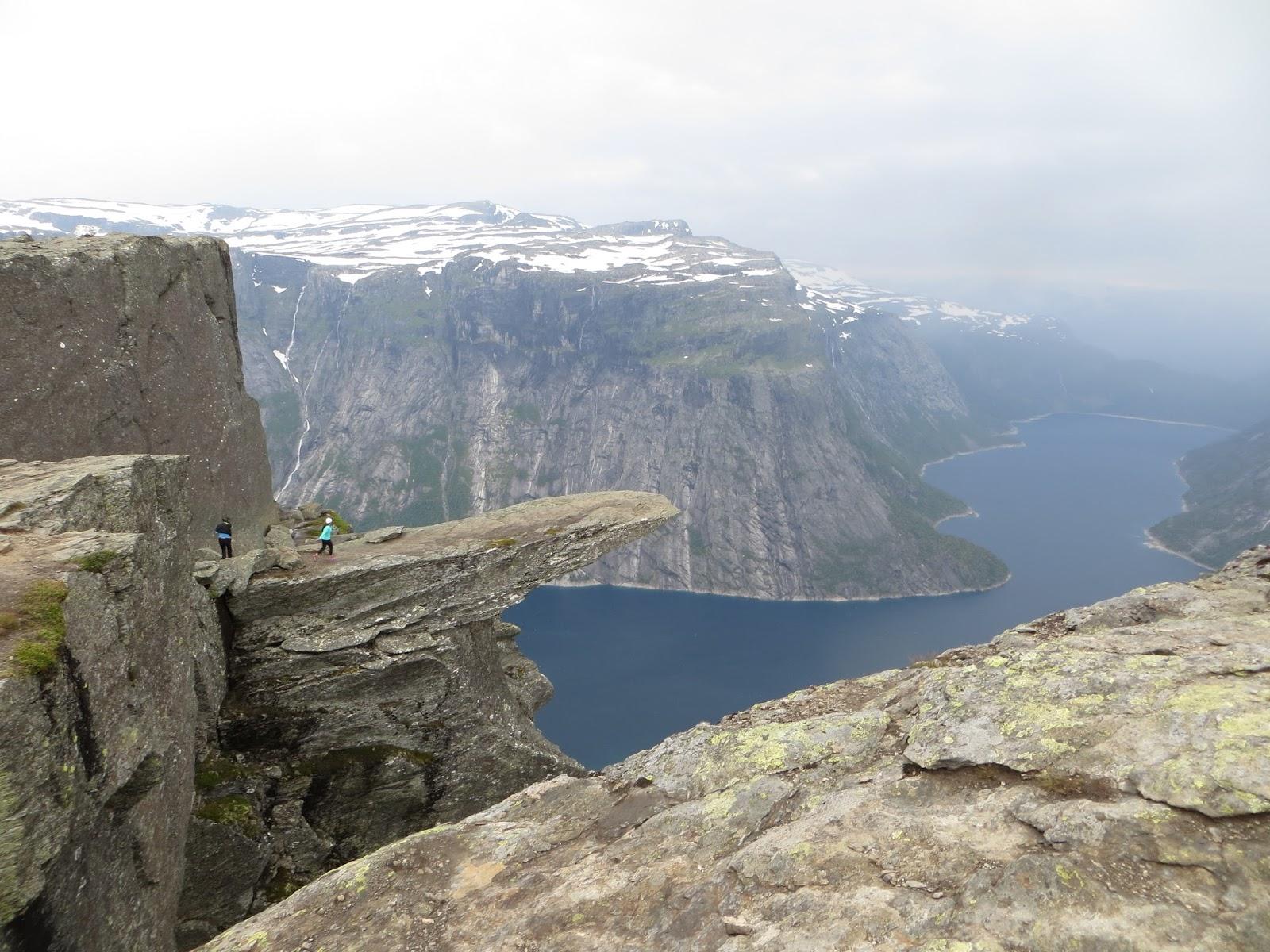 My Norwegian Peaks and Valleys: Trolltunga and Geirangerfjord