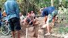 Warga Pulorejo Desa Krecek Dihebohkan Dengan Temuan Struktur Bangunan Kuno