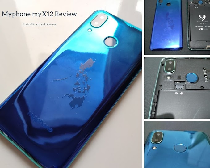 Myphone myX12 Review