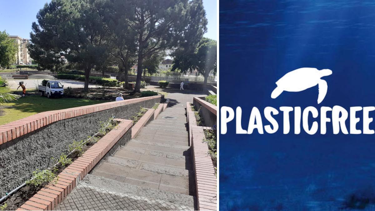 Riqualifichiamo il Parco Fasano Plastic Free Dusty Gravina