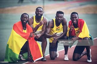 GHANA ANNOUNCE TEAM FOR 2019 IAAF WORLD CHAMPIONSHIP