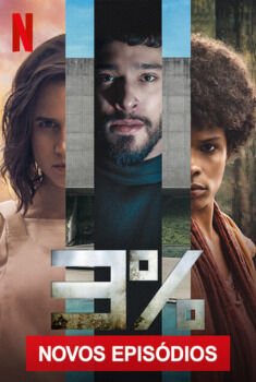 3% 4ª Temporada Torrent – WEB-DL 720p/1080p Nacional