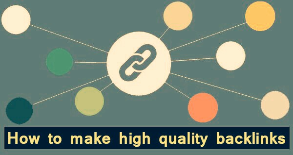 How to create High Quality Backlink?