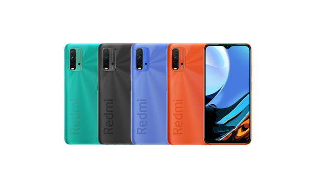 ألوان هاتف ريدمي 9 تي