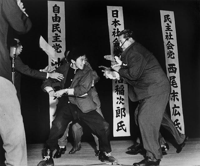 Mazi Kalbimde Yaradır: Inejiro Asanuma Suikasti