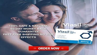 Viasil Best 100% Natural Male Performance Enhancer Pills