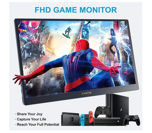 C-FORCE 011X PRO4 IPS 4K UHD Portable Monitor