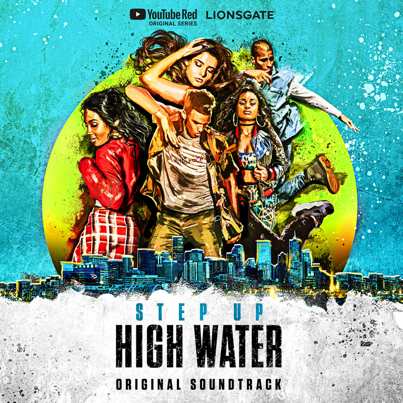 Step Up: High Water - Big (feat. Ne-Yo) - Single Cover
