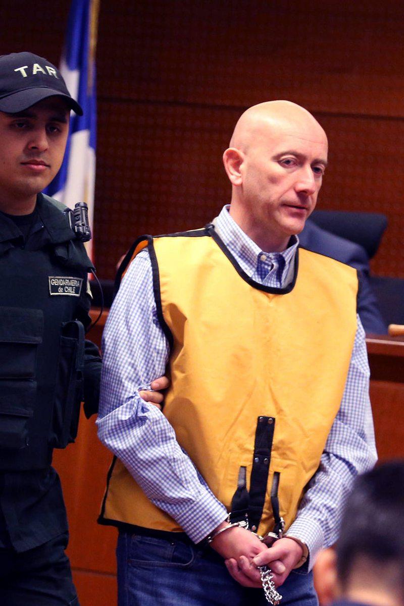 Corte concedió libertad vigilada a Rafael Garay