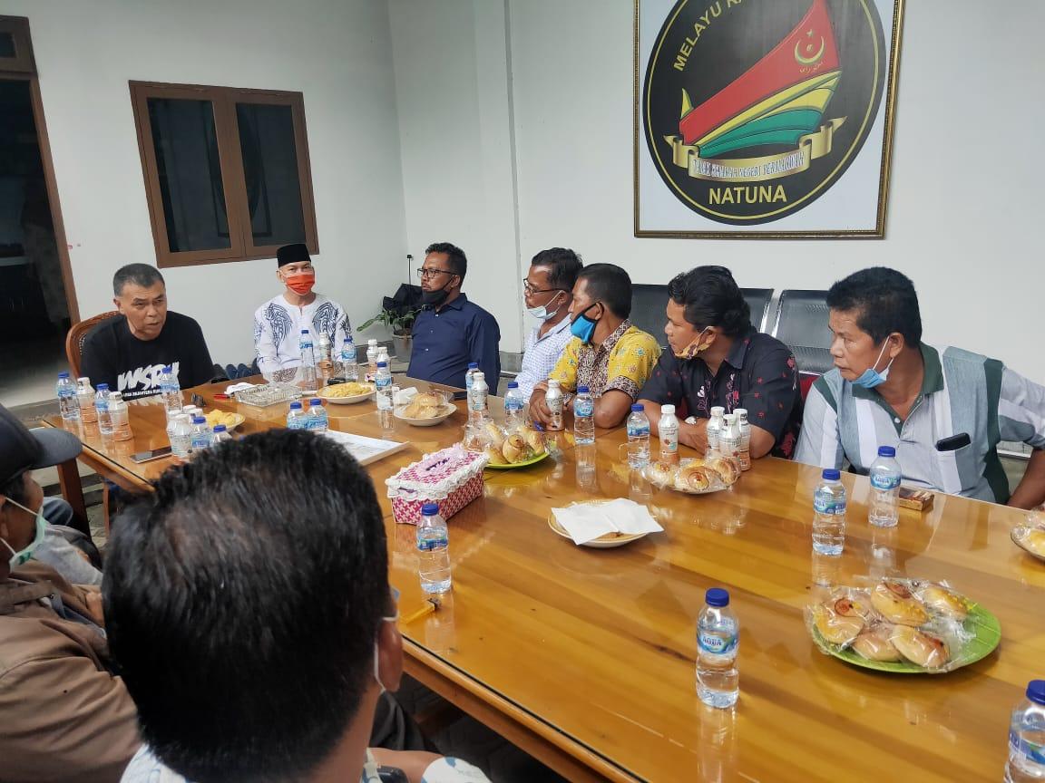 Dukungan Terhadap Pasangan WS-RH Terus Mengalir, Perbana dan Dosroha Bunguran Batubi dan Perkumpulan Marga Batak Ikut Mendukungya