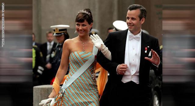 انتحار زوج أميرة نرويجية سابق في عيد الميلاد.. والعائلة الملكية تعلق