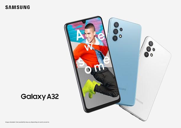 Galaxy A32 4G هاتف سامسونج جالاكس الجديد .. المواصفات والسعر