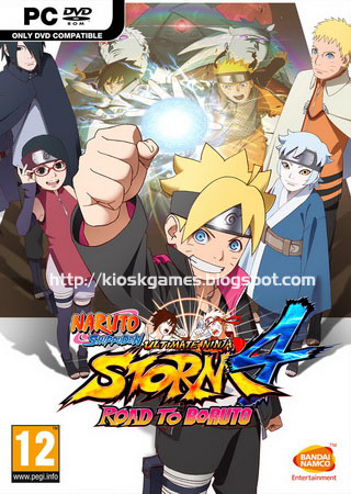 naruto ultimate ninja storm 4 road to boruto unlock characters
