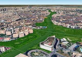 Parque-30 Madrid
