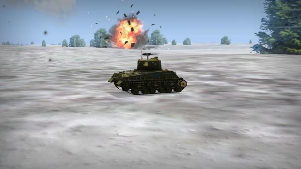 M4 Tank Brigade PC Full