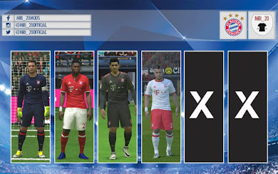 Bayern Munich Full Pack by MRI_20