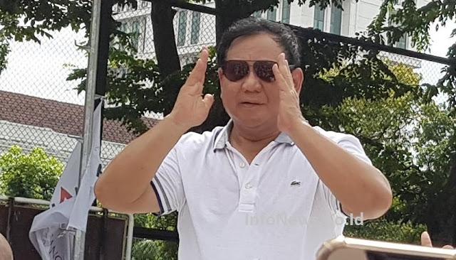 Blunder Lagi, Ternyata Lahan Prabowo di Aceh Dimanfaatkan Warga untuk Cari Getah Pinus