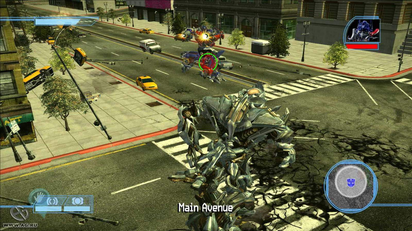 تحميل لعبة Transformers مضغوطة برابط واحد مباشر + تورنت كاملة مجانا