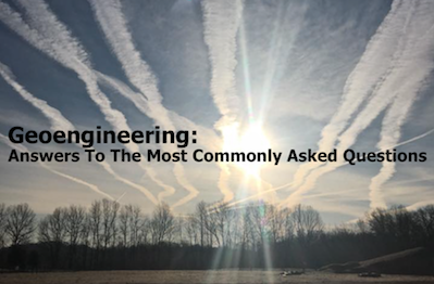 Chemtrails are toxic and real