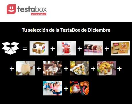 TestaBox diciembre 2016: mi selección