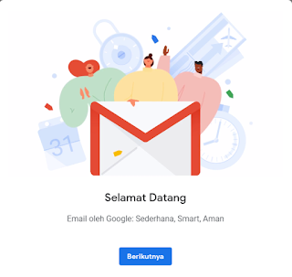 Cara Terbaru Membuat Akun Email Gmail Tanpa Verifikasi Nomor HP