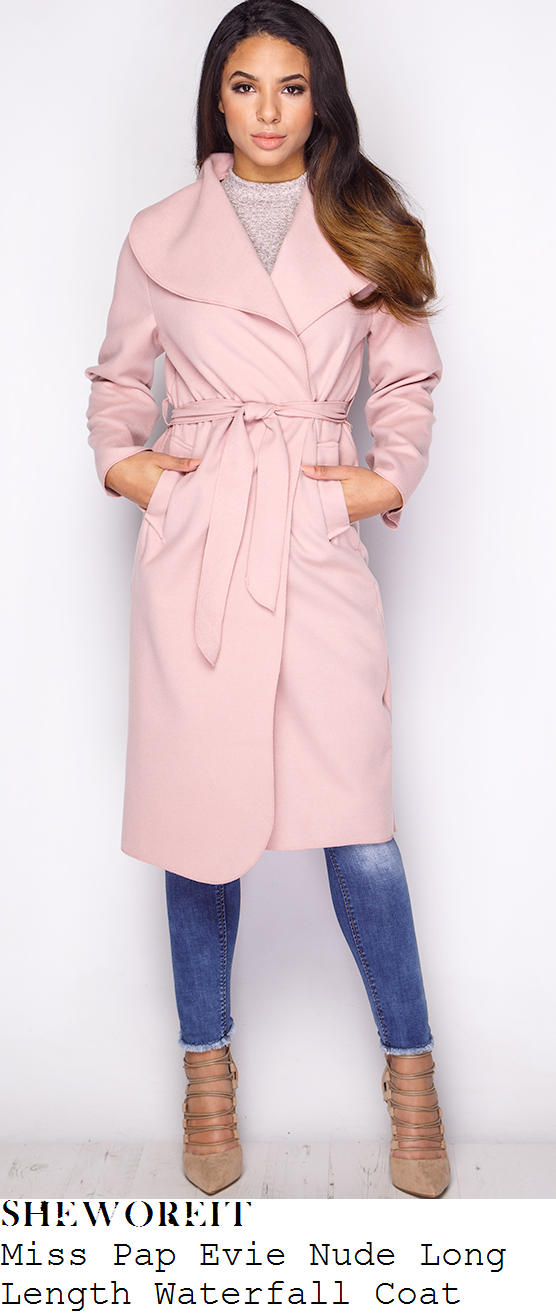 megan-mckenna-miss-pap-evie-nude-pink-long-length-waterfall-coat