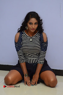 Telugu Actress Meghana Stills HBD (Hacked by Devil) Telugu Movie Audio Launch  0059.JPG