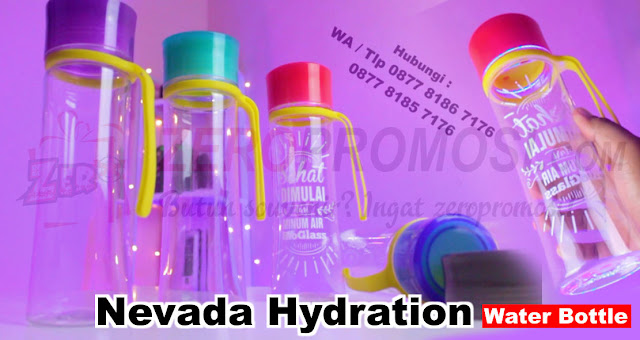 Souvenir Tumbler Plastik, tumbler Nevada, Nevada Hydration Tumbler, Souvenir NEVADA Chielo, Botol Minum Promosi, Botol Minum Murah Promosi, tumbler nevada chielo, Custom Souvenir