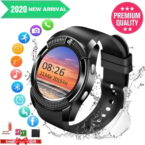 Review 2020 iFuntecky Bluetooth Android Smartwatch