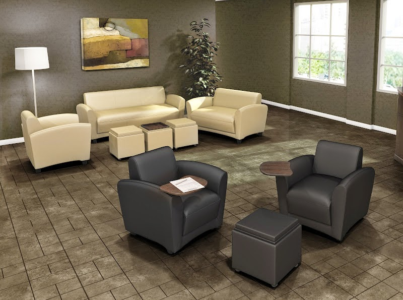 Leather Waiting Room Furniture