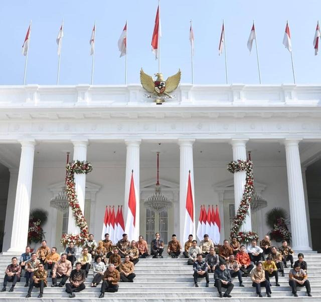 nama menteri Jokowi 2019 sampai 2024 - IGjokowi