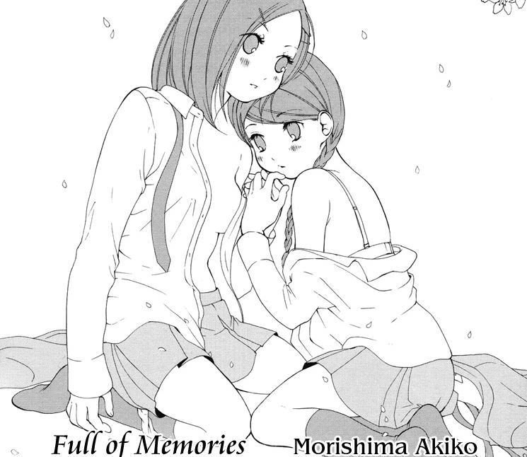Full of Memories | Yuri Manga Pdf Download
