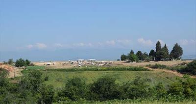 Εορδαία: Οβίδα του Β΄ Παγκοσμίου πολέμου έφερε στο φως η αρχαιολογική σκαπάνη στη Μαυροπηγή