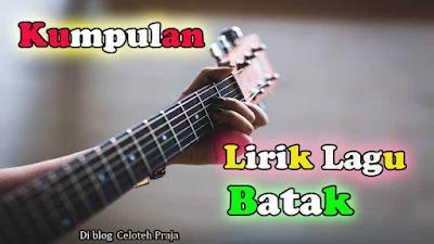 Lirik Lagu Batak Pasangap Natoras Mu / Molo Marujung Ngolu Au