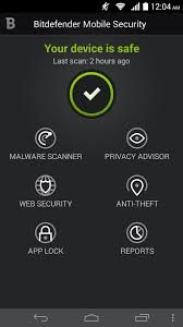 تطبيق Mobile Security & Antivirus