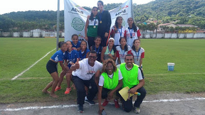 Atletas de Registro-SP participam do Circuito Vale do Ribeira de Atletismo