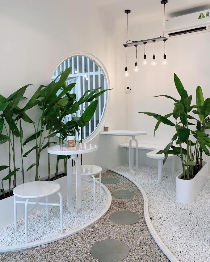 The Shim Corner Phan Xích Long - Quán cafe xinh xẻo mang phong cách hiện đại