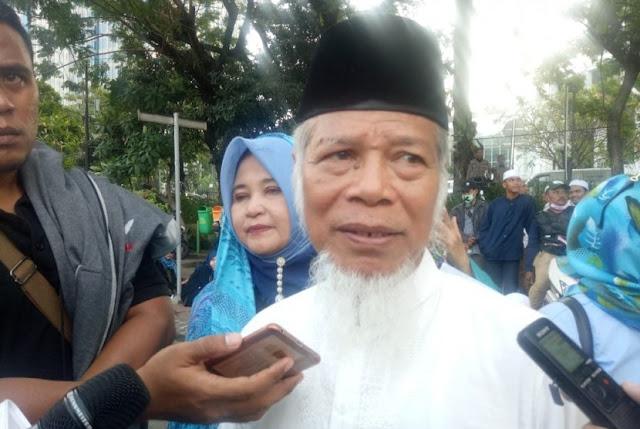 Abdullah Hehamahua: Tak Patut Bila Prabowo Akui Kemenangan Jokowi demi Kursi