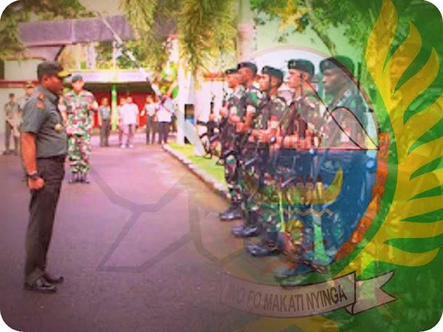 Suko Pranoto Kunjungi Yonif Raider Khusus 732/Banau
