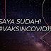 SAYA SUDAH! #VAKSINCOVID19