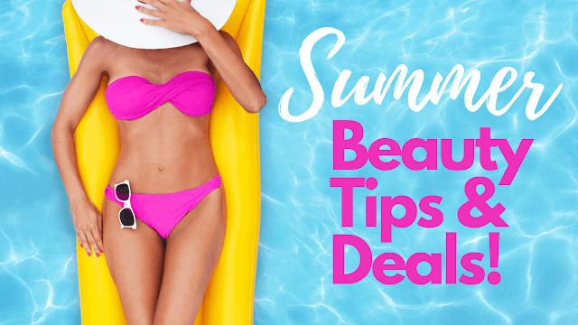 Dicas e ofertas de beleza de verão 2