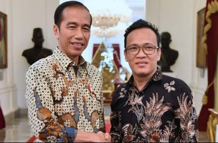 Relawan Jokowi Mania