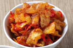 Resep Kering Kentang Kari Pedas Enak Ini Paling Mantap Untuk Lengkapi Makan Malam