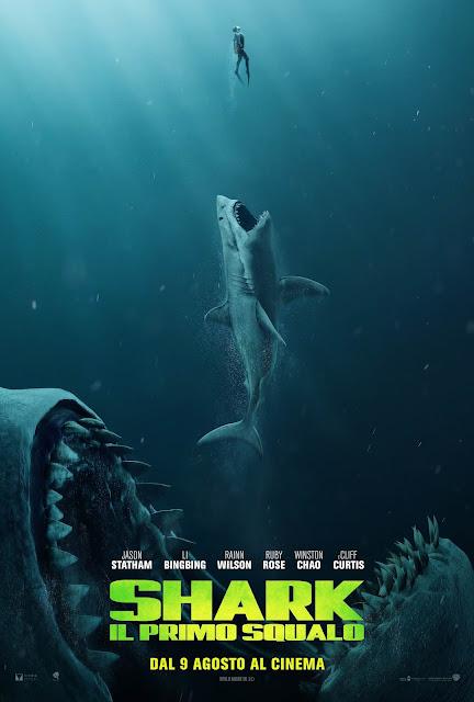 Shark: Il Primo Squalo Statham