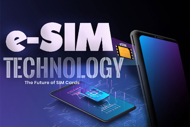 eSIM Technology in India : How To Activate
