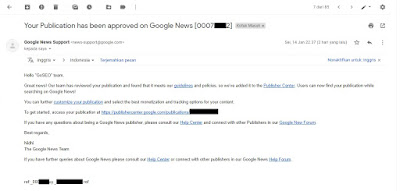Email Google News