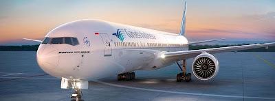 Garuda hadirkan bacaan alquran di pesawat