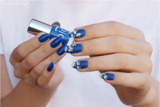 Dwa w jednym - Indigo Neon Blue