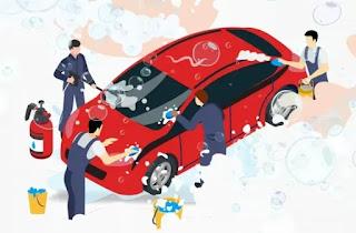 مشروع مغسلة سيارات + دراسة جدوى مشروع مغسلة سيارات عيوب وتكلفة وأرباح و خطوات تنفيذ المشروع.